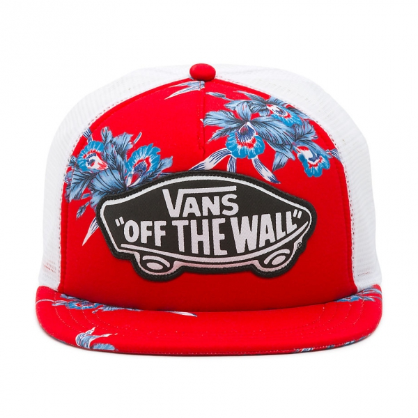 GORRA VANS  BEACH GIRL TRUCKER H5LM58