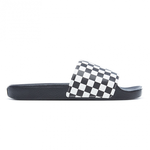 CHANCLA VANS SLIDE ON CHECKERBOARD V4KIIP9